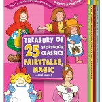 Treasury25FairytalesDVD-NS