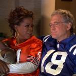 Super Bowl commercials: David Letterman, Jay Leno, and Oprah Video