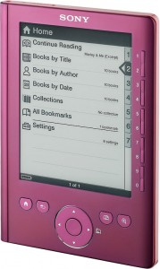 sony reader pocket