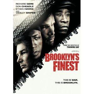 Brooklyn's Finest DVD Giveaway