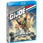GI Joe The Movie Blu-ray