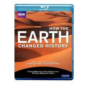 How the Earth Changed History Blu-ray Giveaway