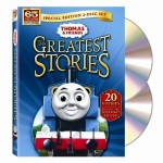 Thomas Friends Greatest Stories DVD