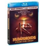 Humanoids from the Deep Blu-ray