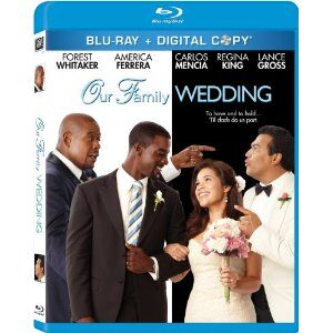 Our Family Wedding Blu-ray Review