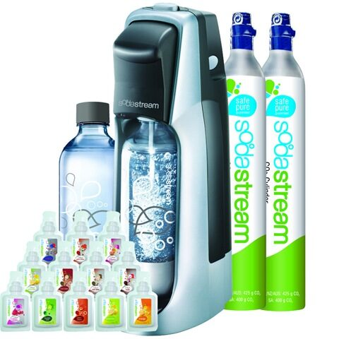 SodaStream Home Drink Maker Review and Giveaway