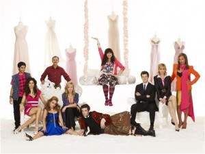 Ugly Betty cast