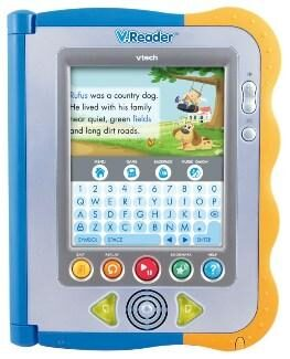 Vtech V.Reader Review and Giveaway