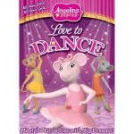 Angelina Ballerina Love to Dance