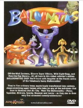 Balloonatiks DVD Giveaway: 3 Winners