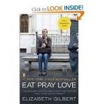 Eat Pray Love Book