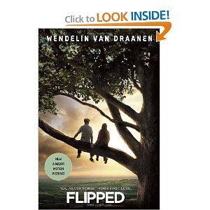 Flipped by Wendelin Van Draanen Book Giveaway