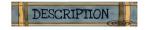 blue journaling matDESCRIPTION
