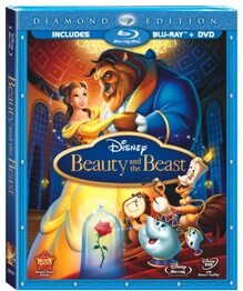 Beauty and the Beast: Diamond Edition Blu-ray Giveaway