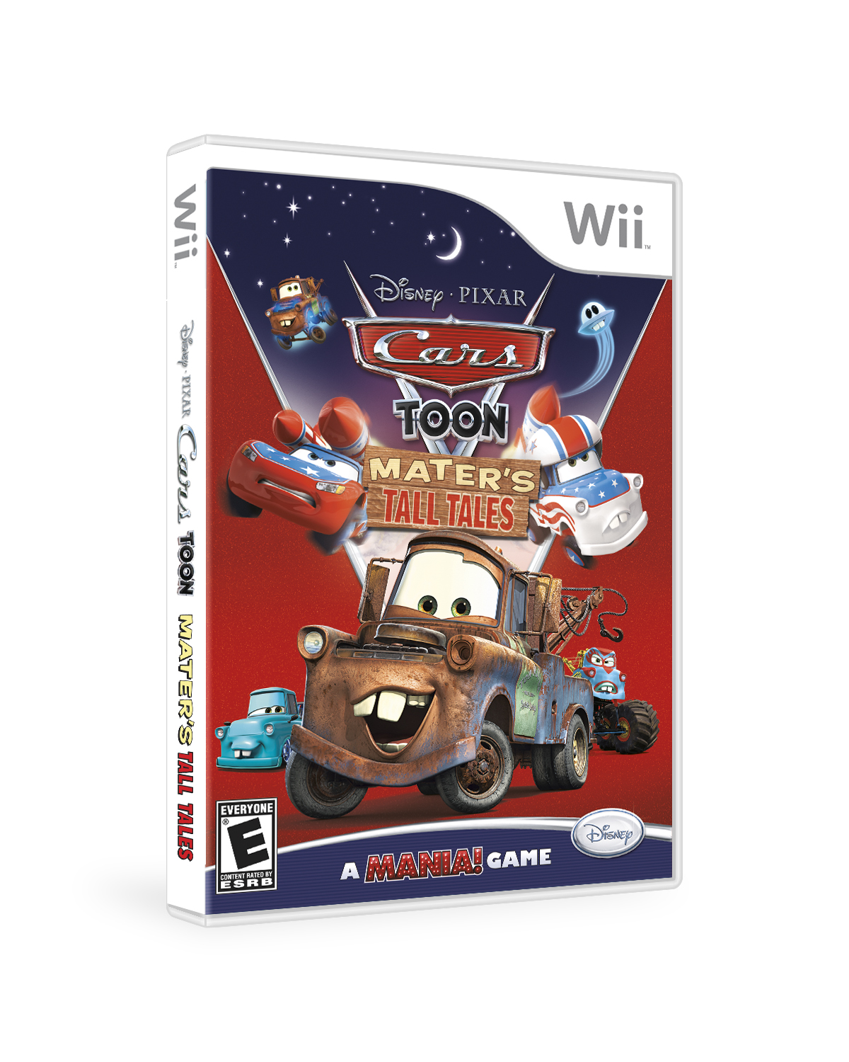 Cars Toon 2 WII