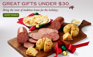 Hickory Farms Gift Set