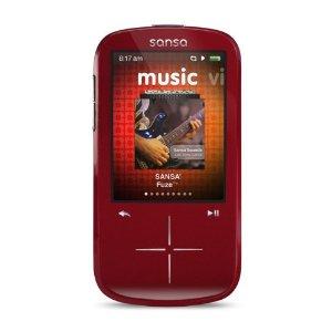 Sansa Fuze MP3