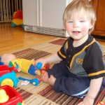 Caillou Learning Train Review