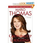 Growing Up Laughing book