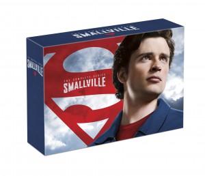 Smallville DVD Image