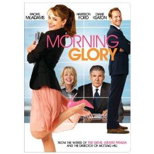 Morning Glory DVD