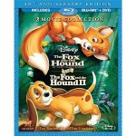 The Fox and the Hound 2-Movie Collection Blu-ray Giveaway