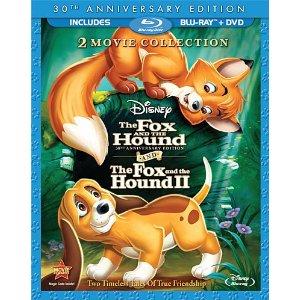 FoxandtheHound MovieBlu ray