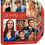 Gossip Girl Season Four in Paris on DVD