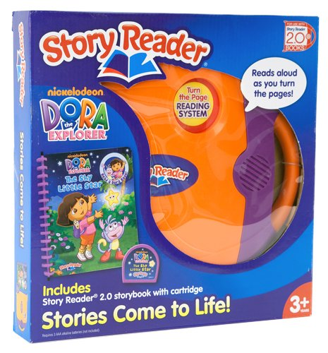 storyreader dora