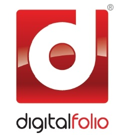 Digital Folio red
