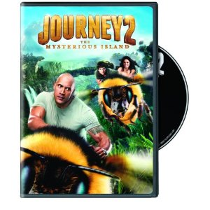 Journey 2 DVD