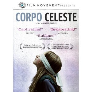 Corpo Celeste DVD