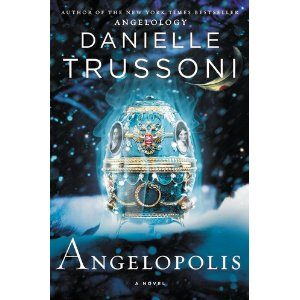 Angelopolis signed book giveaway