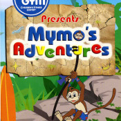 Mymo&#039;s Adventures DVD