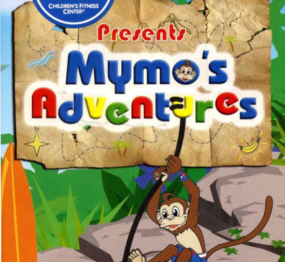 Mymo's Adventures DVD Giveaway