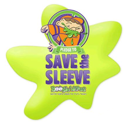 "Boogie Wipes ""Pledge to Save the Sleeve"" Contest"