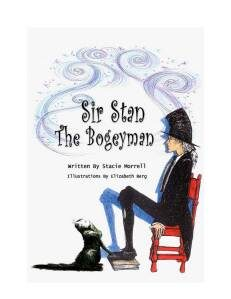 Book Review : Sir Stan the Bogeyman by Stacie Morrell Illustrations by Elizabeth Berg