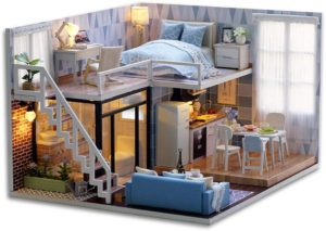 DIY Dollhaouse kit