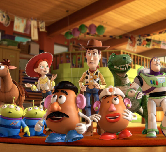The 6 Best Pixar Films