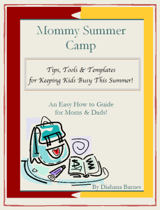 mommy summer camp