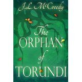 The ORPHAN of TORUNDI by J. L. McCreedy a book Review