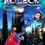 Aoleon the Martian Girl: Science Fiction Saga – Part 3 the Hollow Moon