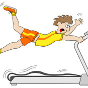 Treadmill dude