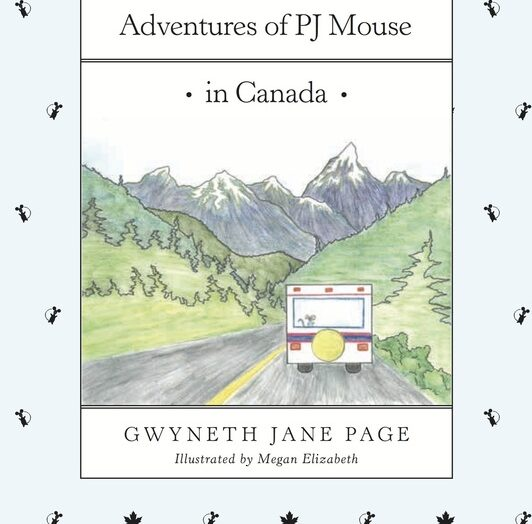 Book Review : The Travel Adventures of PJ Mouse