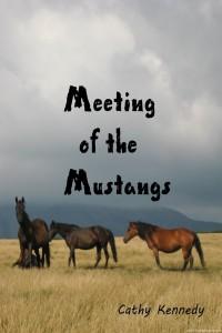 Meeting of the Mustangs, Wild Mustangs