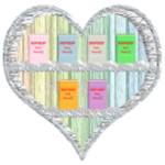Heart2Heart Books inspirational Tees