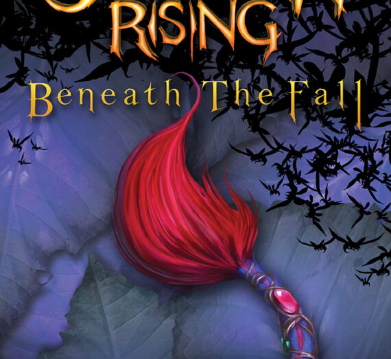Sunborn Rising: Beneath the Fall: a book Review