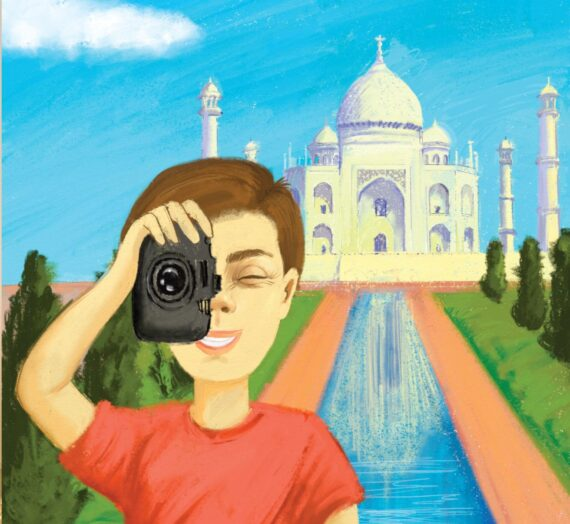 Missing Gems of the Taj Mahal
