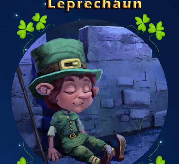 The Lazy Leprechaun by Conor Cassidy