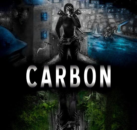 """Carbon"" by A. J. Eversley"